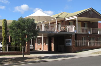Golf Links Motel - Carnarvon Accommodation
