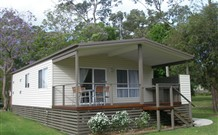 The Dairy Vineyard Cottage - Carnarvon Accommodation