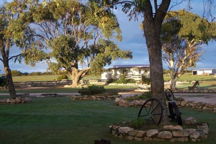 Coodlie Park - Port Kenny - Venus Bay - Carnarvon Accommodation