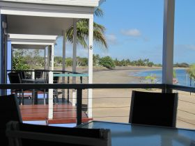 Tropical Beach Caravan Park - Carnarvon Accommodation