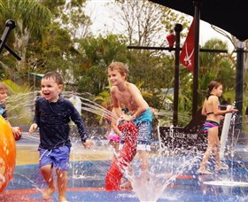 BIG4 Treasure Island Holiday Park - Carnarvon Accommodation