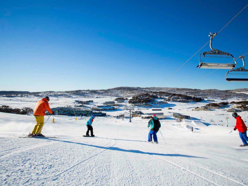 The Coachman Ski Lodge - Carnarvon Accommodation