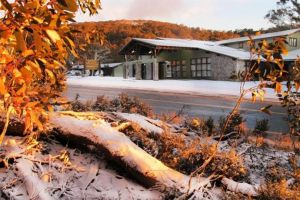 Ski Rider Hotel Motel - Carnarvon Accommodation