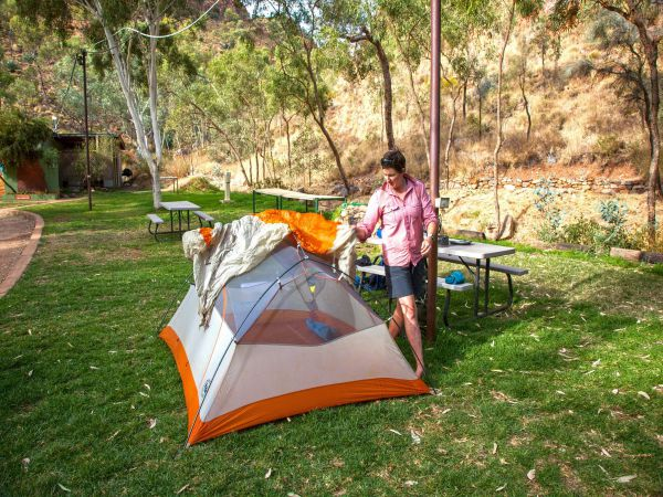 Standley Chasm Angkerle Camping - Carnarvon Accommodation