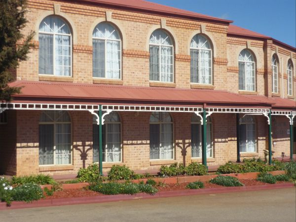 Heritage Motor Inn Goulburn - Carnarvon Accommodation