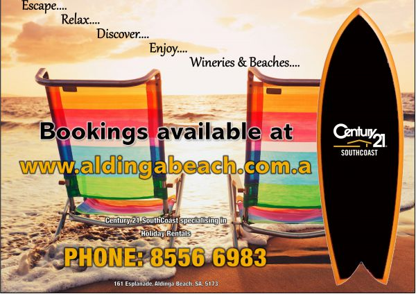 Century 21 SouthCoast Gull Cottage - Carnarvon Accommodation