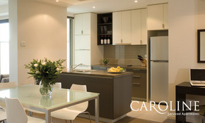 Caroline Serviced Apartments Brighton - Carnarvon Accommodation