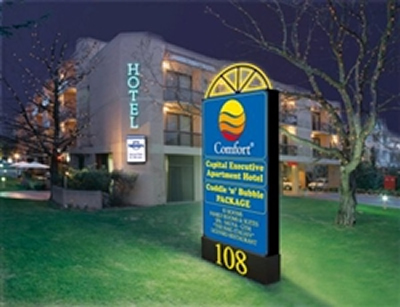 Comfort Capital Executive Apartment Hotel - Carnarvon Accommodation