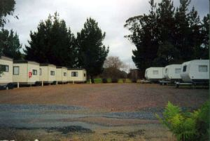 Treasure Island Caravan Park - Carnarvon Accommodation