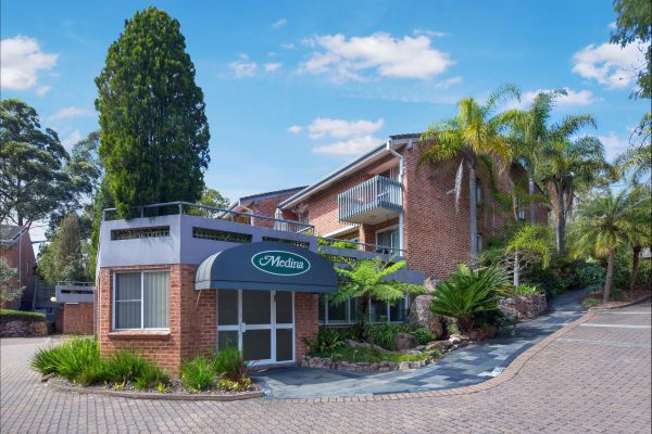 Medina Serviced Apartments North Ryde Sydney - Carnarvon Accommodation