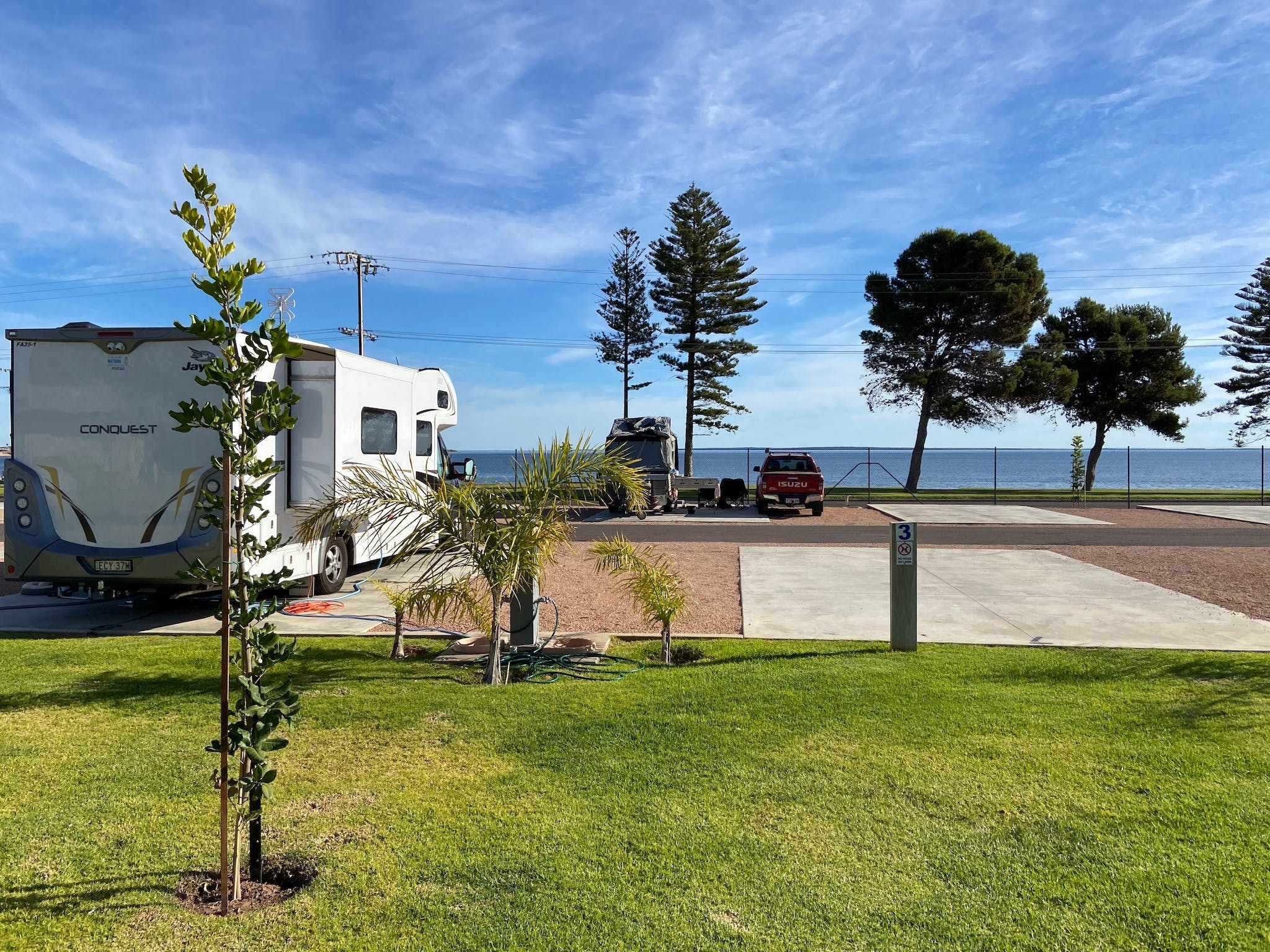 Ceduna Foreshore Caravan Park - Carnarvon Accommodation