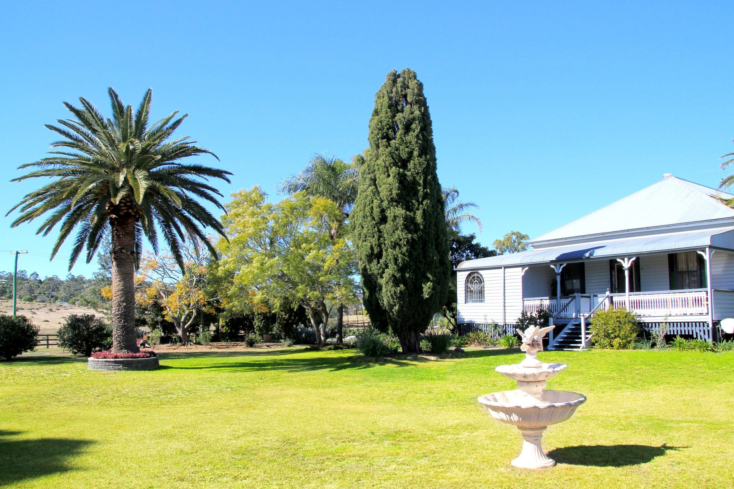Forest Lodge Highfields - Carnarvon Accommodation