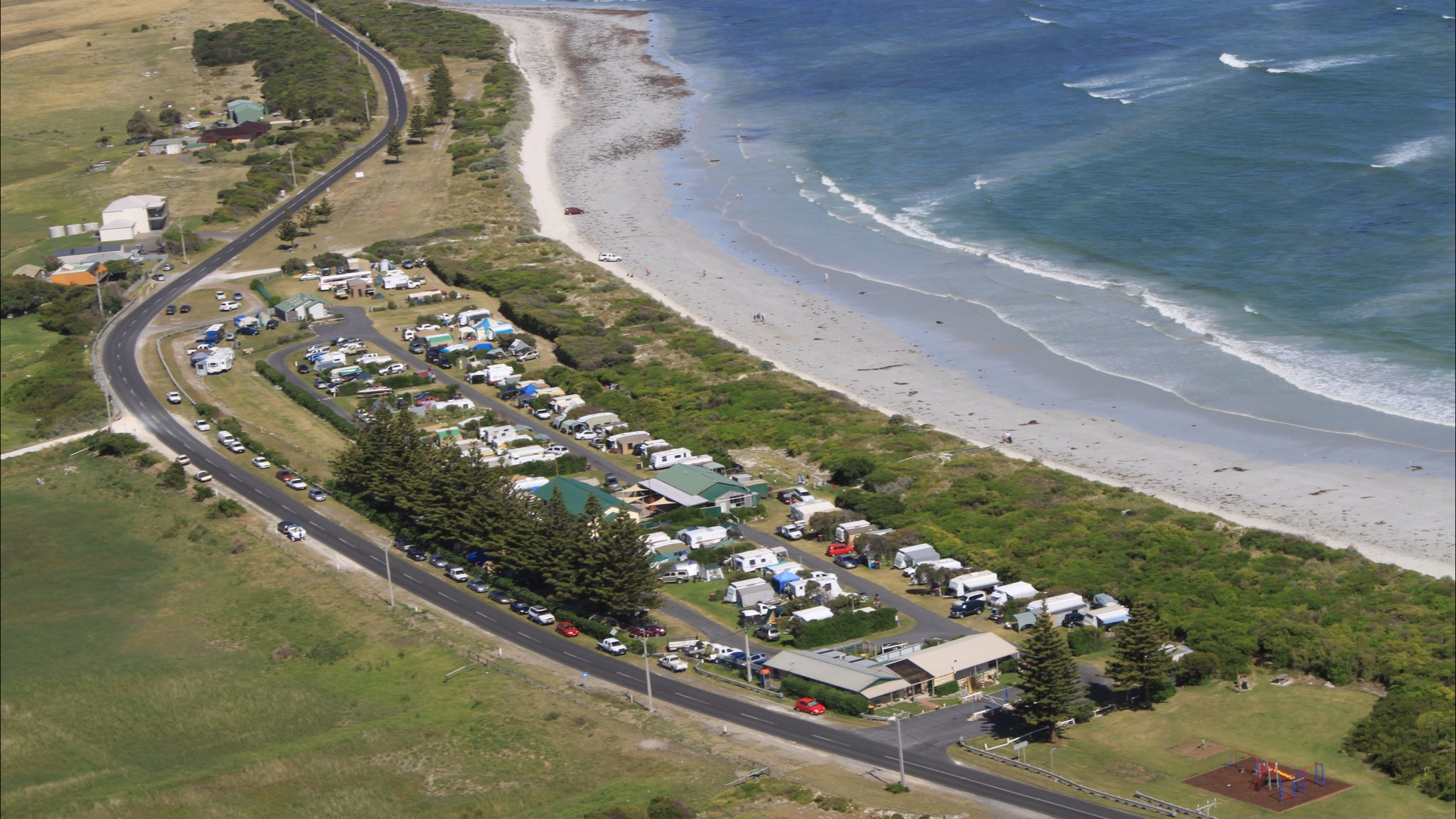 Port MacDonnell Foreshore Tourist Park - Carnarvon Accommodation