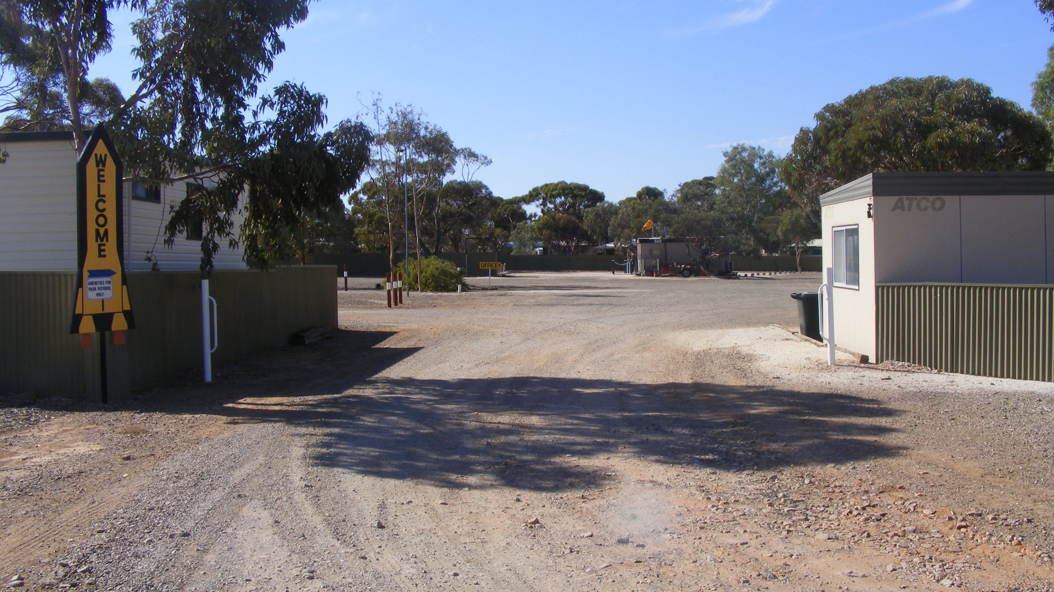 Woomera Travellers Village and Caravan Park - Carnarvon Accommodation