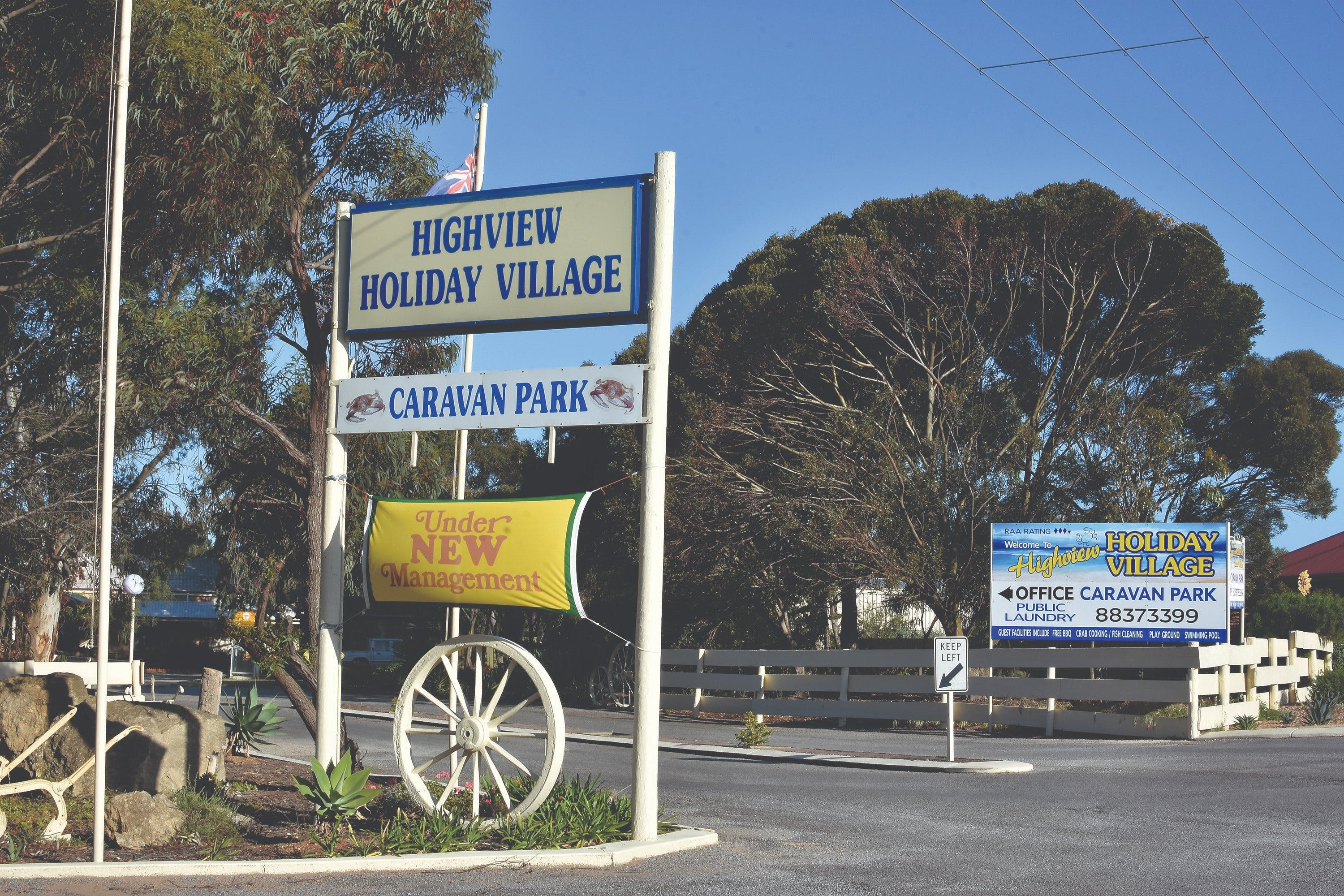 ARDROSSAN - Highview Holiday Village - Carnarvon Accommodation