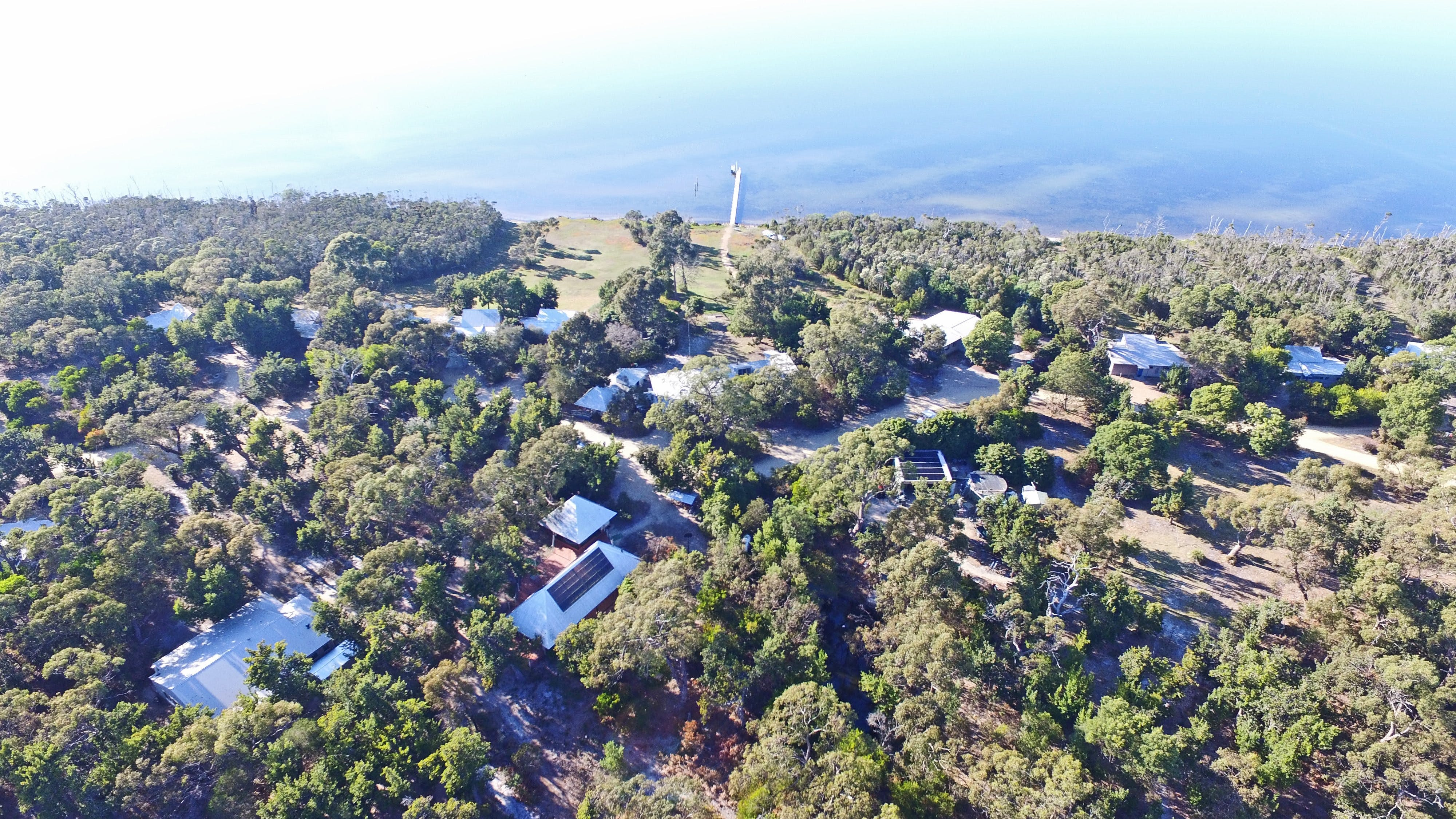 Waterfront Retreat At Wattle Point - Carnarvon Accommodation