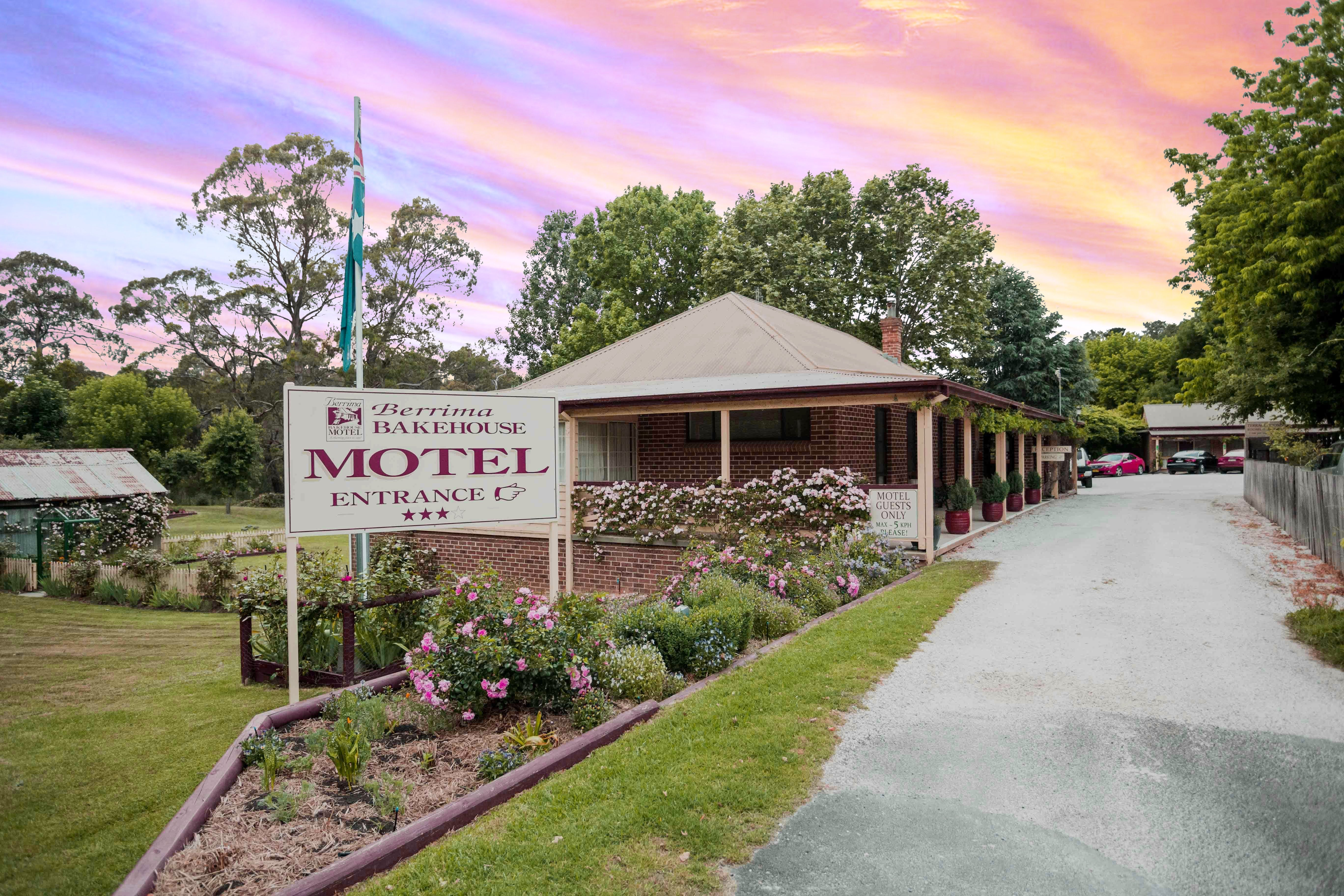 Berrima Bakehouse Motel - Carnarvon Accommodation