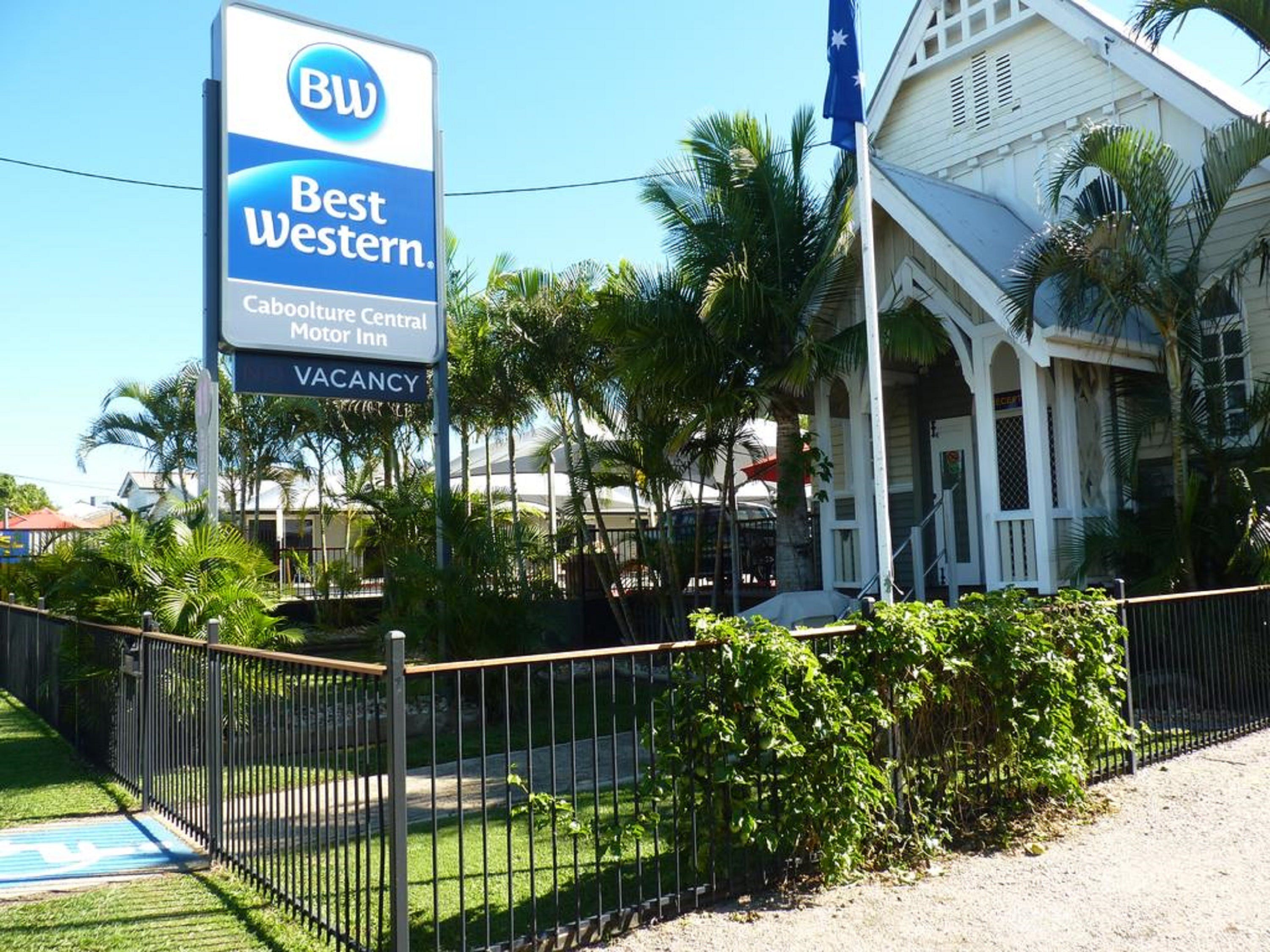 Best Western Caboolture Central Motor Inn - Carnarvon Accommodation