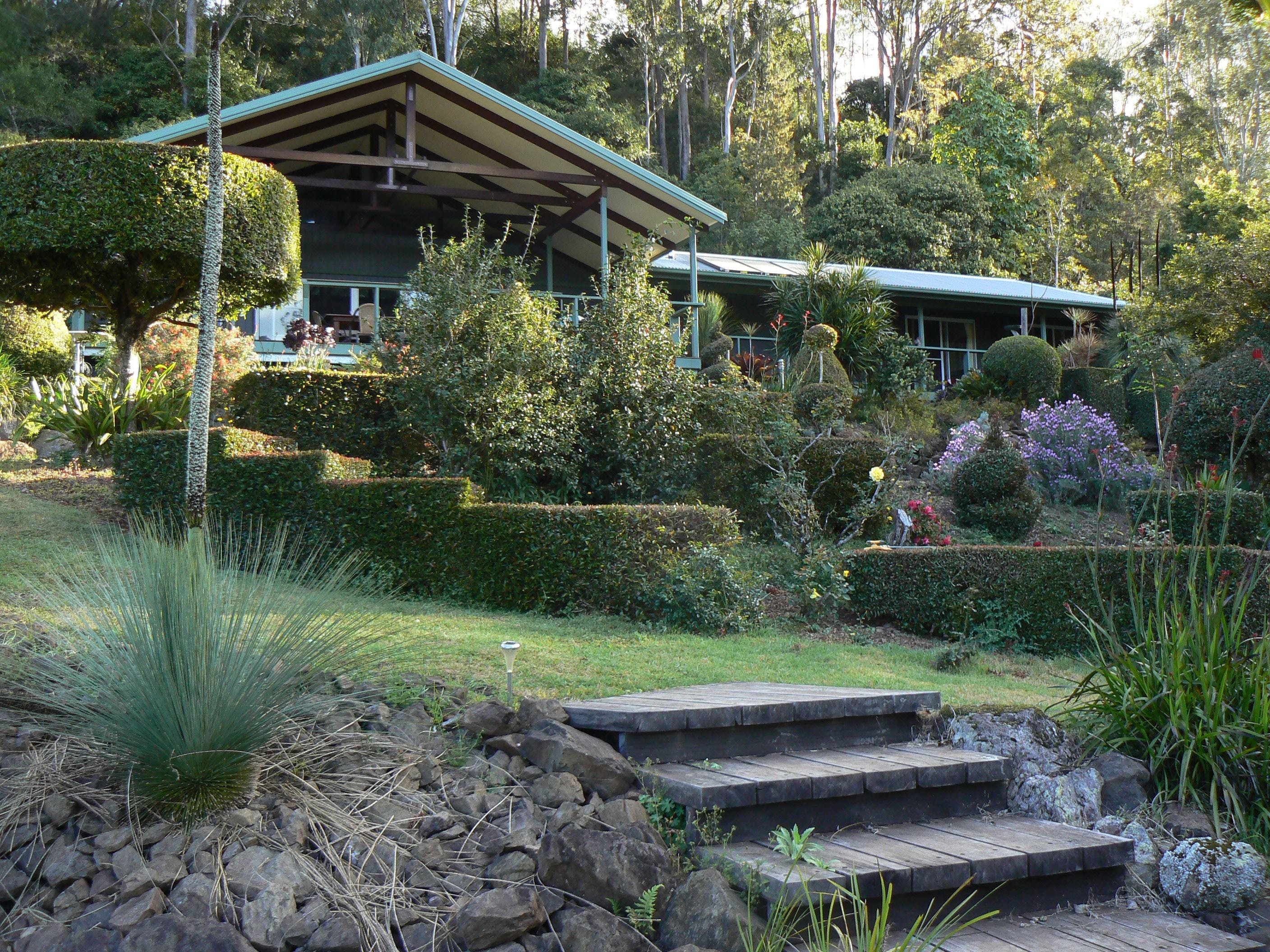 Cougal Park Bed and Breakfast - Carnarvon Accommodation