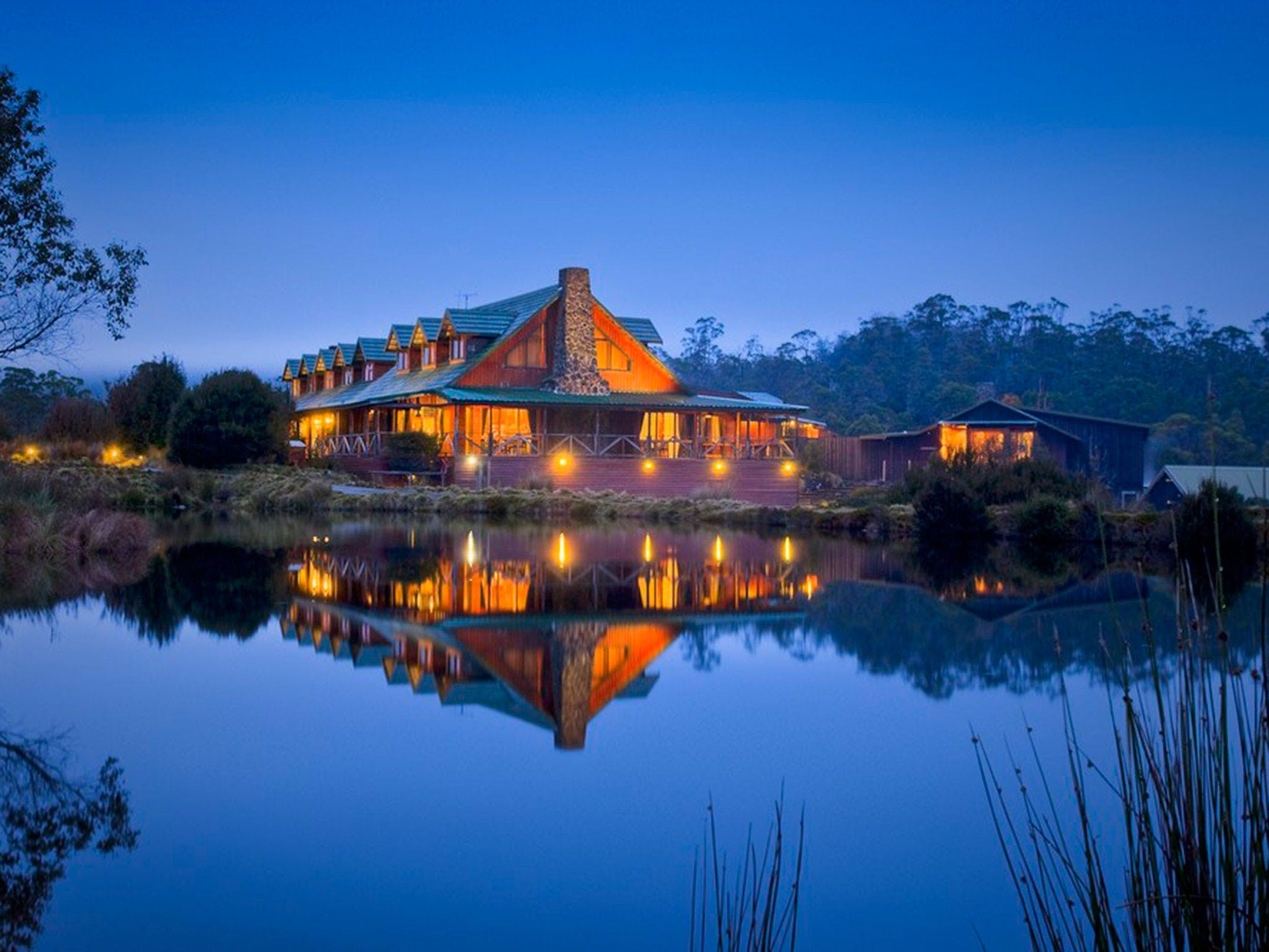 Peppers Cradle Mountain Lodge - Carnarvon Accommodation