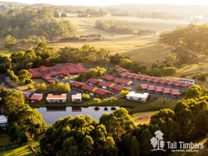Tall Timbers Tasmania - Carnarvon Accommodation