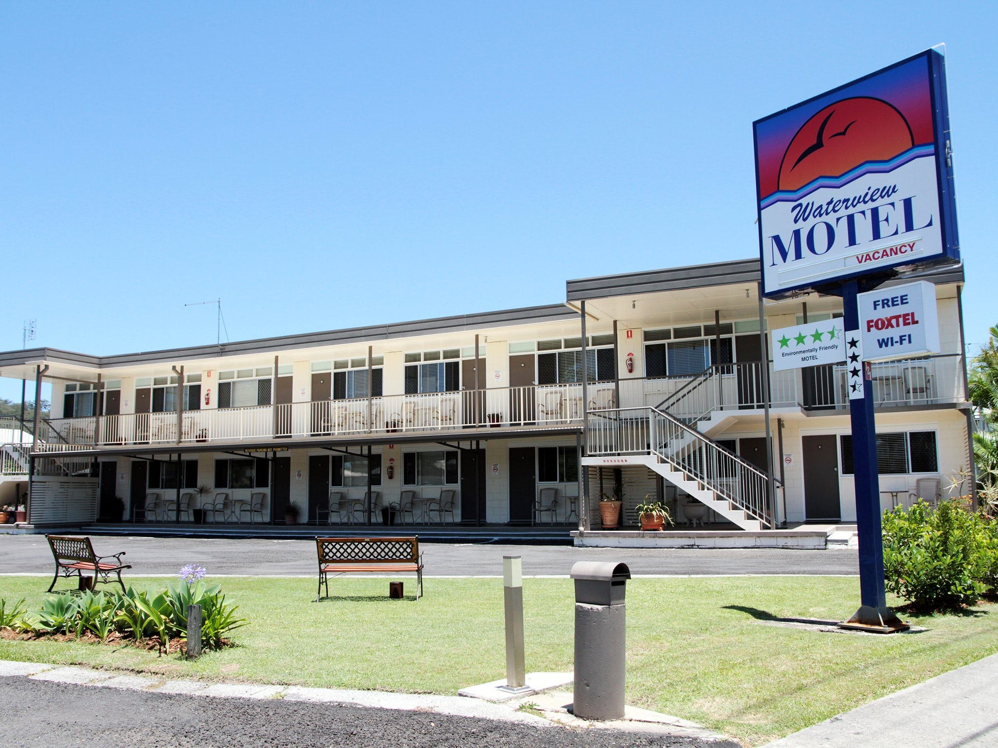 Waterview Motel - Carnarvon Accommodation