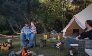Zeehan Bush Camp - Carnarvon Accommodation