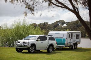 Beaufort Lake Caravan Park - Carnarvon Accommodation