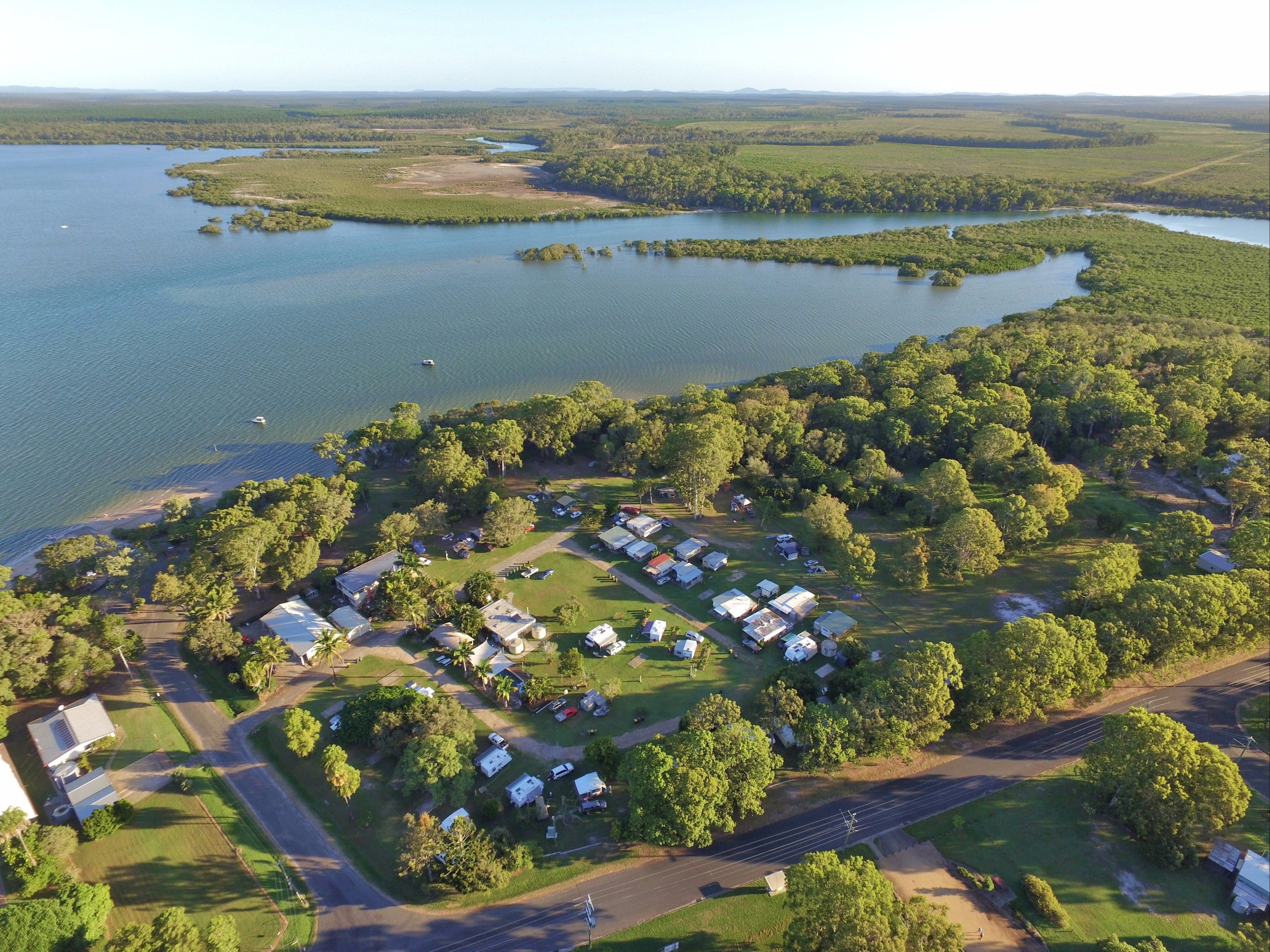 Poona Palms Holiday Park - Carnarvon Accommodation