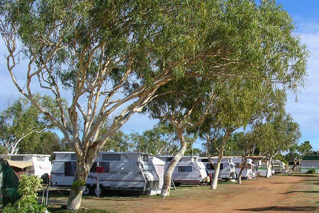 Coral Coast Tourist Park - Carnarvon Accommodation