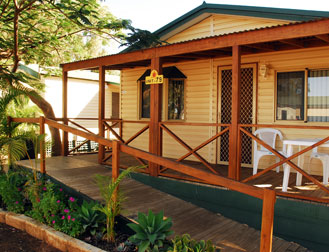 Wintersun Caravan  Tourist Park - Carnarvon Accommodation