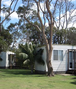 Arrawarra Beach Holiday Park - Carnarvon Accommodation