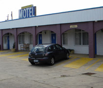 Abercrombie Motor Inn - Carnarvon Accommodation