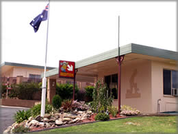 Gold Panner Motor Inn - Carnarvon Accommodation