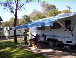 Bega Caravan Park - Carnarvon Accommodation