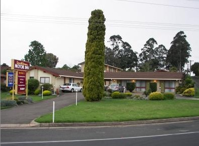 Bega Southtown Motor Inn - Carnarvon Accommodation