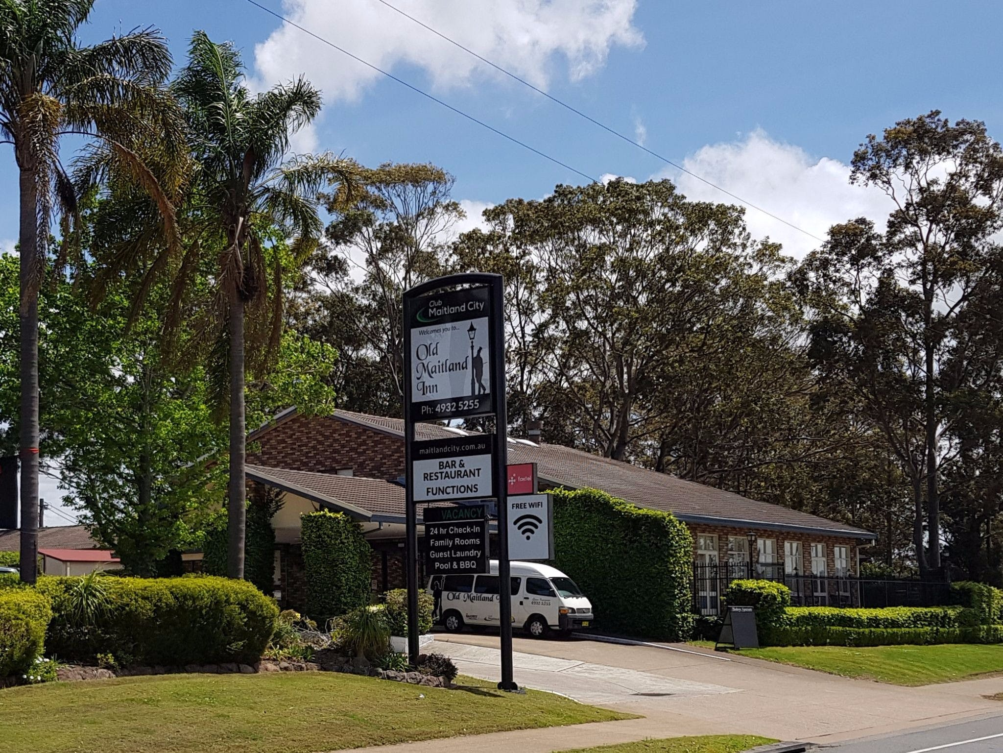 Old Maitland Inn - Carnarvon Accommodation