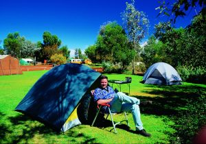 Ayers Rock Campground - Carnarvon Accommodation