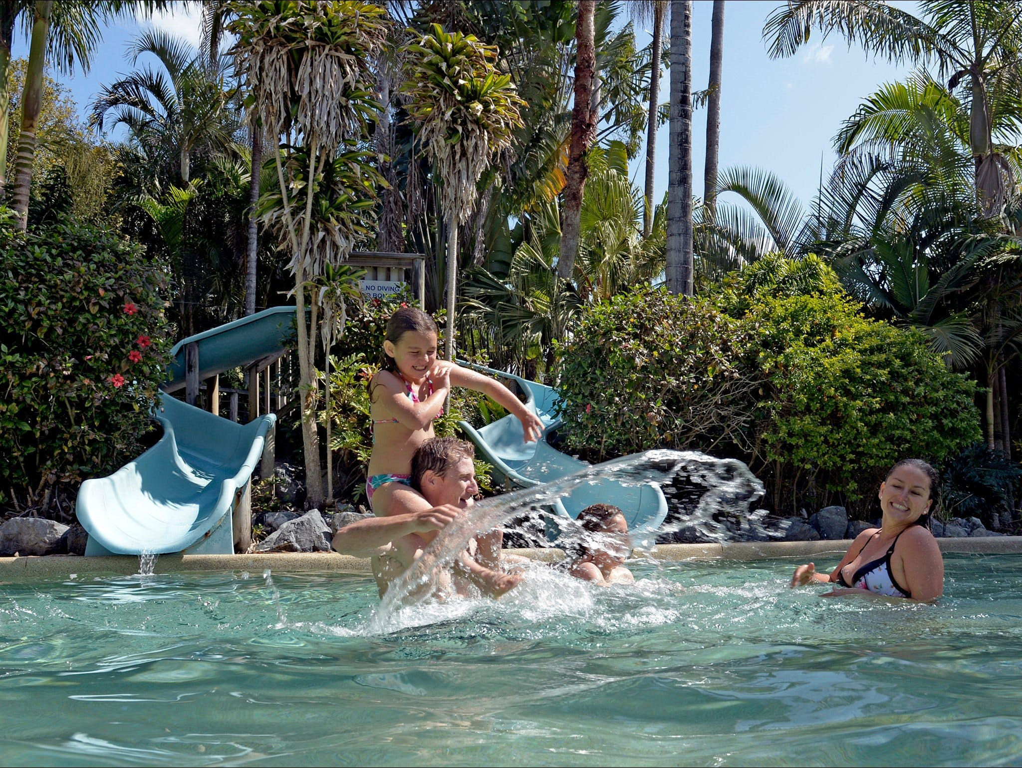 NRMA Darlington Beach Holiday Resort - Carnarvon Accommodation