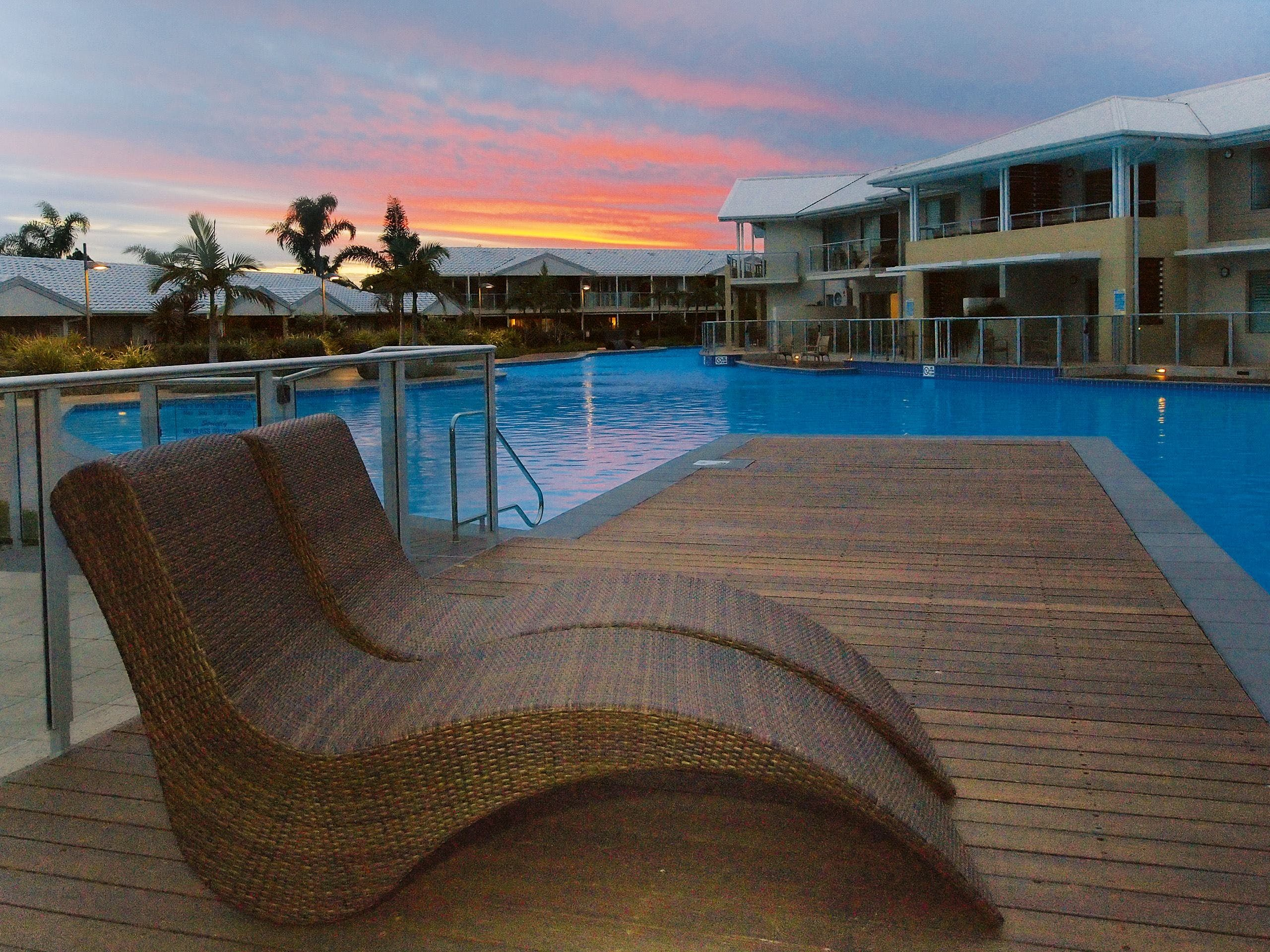 Oaks Port Stephens Pacific Blue Resort - Carnarvon Accommodation