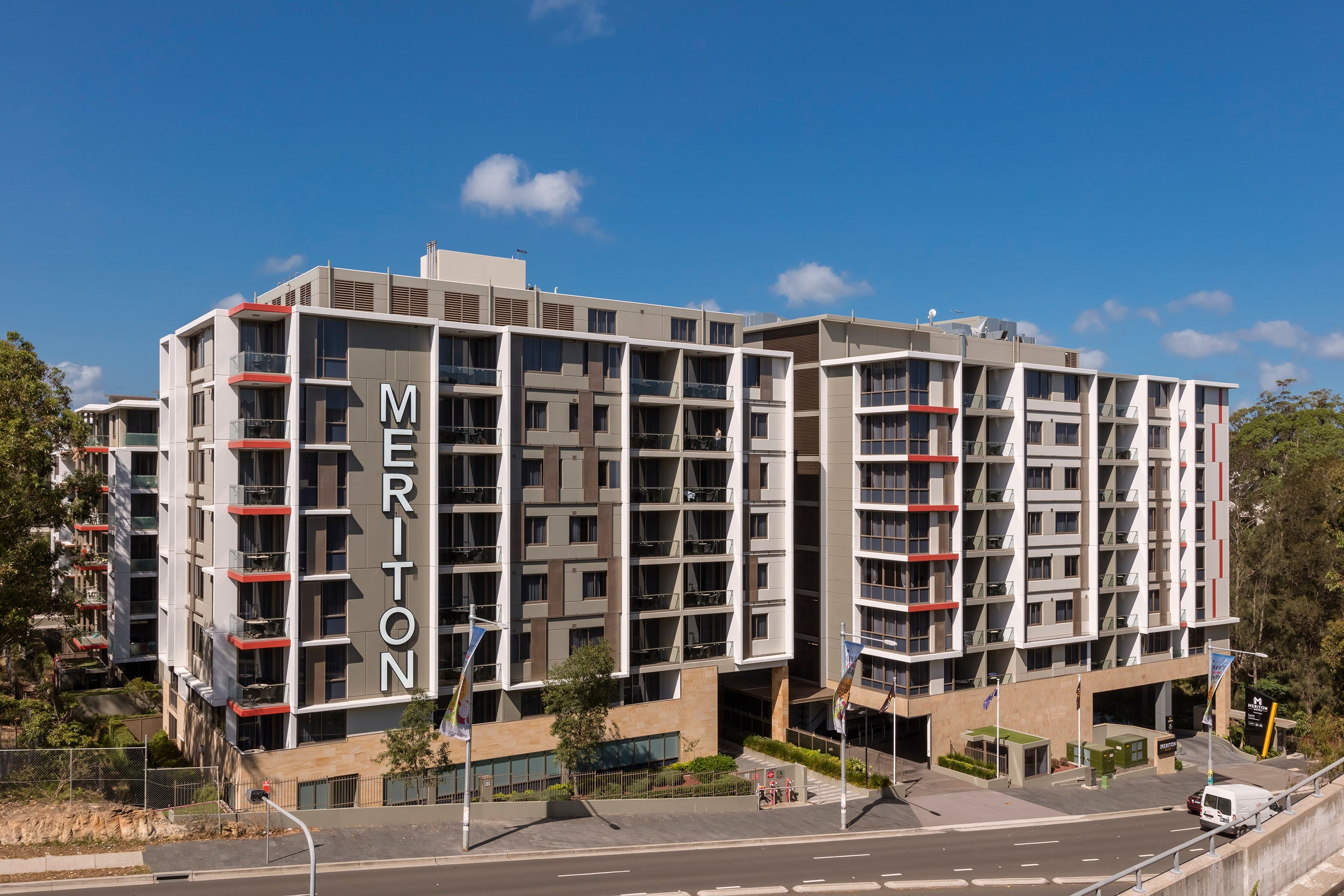 Meriton Suites North Ryde - Carnarvon Accommodation