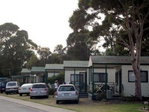 Bairnsdale Holiday Park - Carnarvon Accommodation