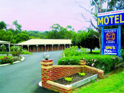 Aristocrat Waurnvale Motel - Carnarvon Accommodation