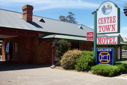 Centretown Motel Nagambie - Carnarvon Accommodation