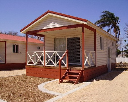 Outback Oasis Caravan Park - Carnarvon Accommodation