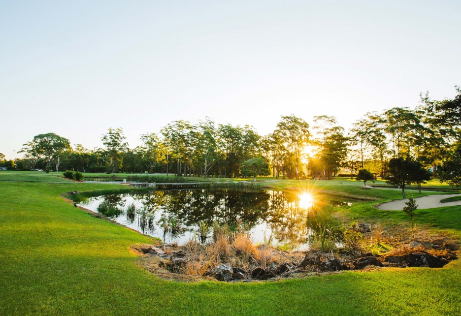 Tallwoods Golf Course and Resort - Carnarvon Accommodation