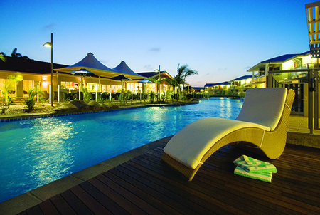 Oaks Pacific Blue Resort - Carnarvon Accommodation