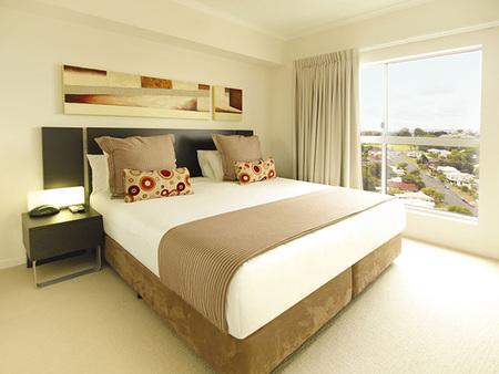 Oaks Aspire Apartments - Carnarvon Accommodation