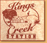 Kings Creek Station - Carnarvon Accommodation