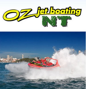 Oz Jetboating - Darwin - Carnarvon Accommodation